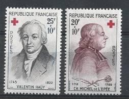JJ-/-446. N° 1266/67,  * *  ,   COTE 5.60 €,  Voir Scan Pour Detail  , A Saisir - France