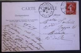 CONVOYEUR LIGNE -- LOT N° 107 -- St Rambert (loire) à Avignon (vaucluse) - Poste Ferroviaire