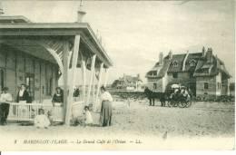 HARDELOT-PLAGE - Le Grand Café De L'Océan - Autres Communes
