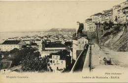 Bahia   Ladeira De Montanha Magasin Loureiro Photo Lindemann Advert Louit Chocolate - Salvador De Bahia