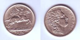 Albania 1 Lek 1927 - Albania