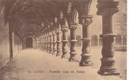 Liège - Première Cour Du Palais - Liege