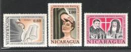 Nicaragua ** ,   1328 - 30 , Paul Und Louise De Marillac. - Nicaragua