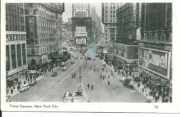 états Unis New York   Time Square - New York City