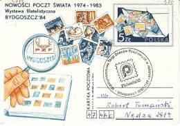 Polen-Warzawa 1985. Philatelia '85 Köln (2.732) - 1944-.... Republik