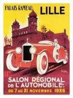 @@@ MAGNET - Palais Rameau Lille - Reklame