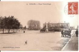 Somain, Place Victor Hugo - Francia