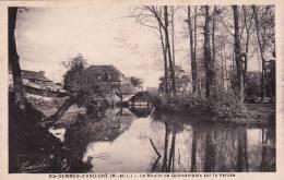 Ste-Gemmes-d'Andigné 1: Le Moulin De Quincampoix Sur La Verzée - Frankreich