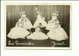 Jumet Germinettes ( Photo Au Petit Format CP ) - Charleroi