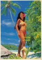 Picture By Teva Sylvain  Vahiné  Tahitian Beauty Bikini - Tahiti