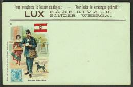 """""""Facteur Autrichien"""",  A Postman Of The World (number 8)  """"Austria"""",  C1907. - Postal Services"""