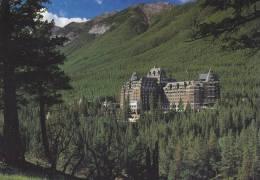 Cp , CANADA , BANFF , The Banff Springs Hotel - Banff