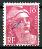 FRA   Y&T   887    Obl    --- - 1945-54 Marianne De Gandon