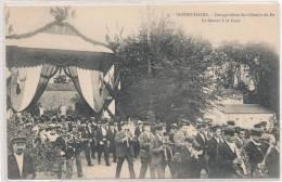 17 // SAINT PORCHAIRE   Inauguration Du Chemin De Fer, Le Retour à La Gare   N° 3   ANIMEE - France