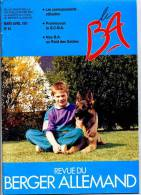 Revue Berger Allemand N° 64 Avril 1991 - Animaux