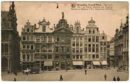 Brussel Bruxelles Grand Place, Côté Nord-Est (pk6512) - Places, Squares