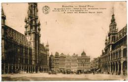 Brussel Bruxelles Grand' Place (pk6515) - Places, Squares
