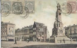 Anvers Place Meunix Monument De L'affranchissement - Belgique
