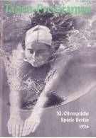 Programme Jeux Olympique Berlin 1936  Tages Programm  8 Aout - Programme