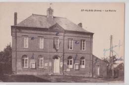 SAINT-ALGIS (Aisne) - La Mairie - Zonder Classificatie