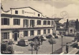Torino - Pianezza - Municipio  + FIAT 500 - Italia