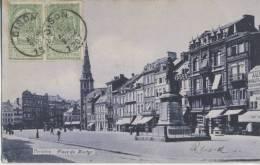 Verviers Place Du Martyr - Belgique