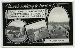MORECAMBE : MULTIVIEW - England