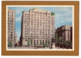AMERICA CHILE SANTIAGO THE CARRERA HOTEL BIG POSTCARD - Chile