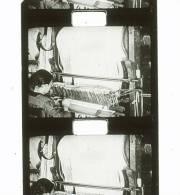- Kino cin�ma - 1925  film 9,5mm Path� Baby  LE TISSAGE DU COTON ( m�tier ... )