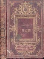 L'AFRIQUE ET LA CONFERENCE GEOGRAPHIQUE DE BRUXELLES DEUXIEME EDITION EMILE BANNING YEAR 1878 - 1801-1900