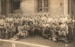 COBLENCE - AUX ANCIENS DE LA 13° BATTERIE DU 39° RAD - JANVIER 1923 - 2 SCANS - Regimientos