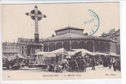 Hérault (34) - Montpellier Le Marché Neuf - Montpellier