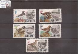 AURIGNY / ALDERNEY Série Neuve ** N° 13/17        (ref 345 ) - Alderney