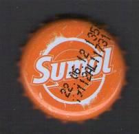 Capsule SUMOL Sumo De Laranja Jus D´orange Orange Juice Portugal - Soda