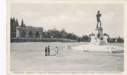 Italy Firenze Contorni Il Piazzale Michelangiolo con la Loggetta