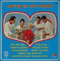 * LP *  VEEL LIEFS VAN... CORRY EN DE REKELS (Holland 1972) - Vinyl-Schallplatten