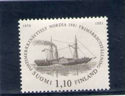 FINLANDE 1981 ** - Unused Stamps