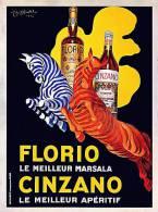 Calendar Pocket 2013 - Leontetto Capiello Vintage Posters (collection Of 16 Differents) - Tamaño Grande : 2001-...