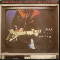 "45 Tours SP -  DIRE STRAITS - VERTIGO 880916  ""  MONEY FOR NOTHING "" + 1 - Sonstige - Englische Musik"