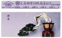 = TAIWAN -  C 0010  =  MY COLLECTION - Taiwan (Formosa)
