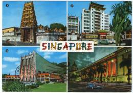SINGAPORE - VIEWS / OLD CARS-MINI - Singapore