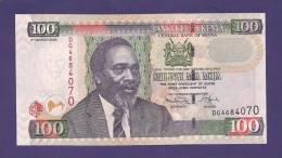 KENYA 2008,  Banknote UNC, 100 Shilingi - Kenia