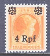 German Occupation Luxembourg  N 18  ** - 1940-1944 Duitse Bezetting