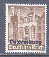 German Occupation Luxembourg  NB 1  ** - 1940-1944 Deutsche Besatzung