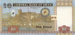 OMAN P. 45 10 R 2010 UNC - Oman
