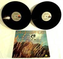 Doppel-LP Vinyl  -  Zarah Leander - Ich Weiß, Es Wird Einmal Ein Wunder Geschehn - Ariola 86735 XBU - Ca. 1980 - Vinyl-Schallplatten