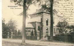 Grimbergen - Villa Deconinck - Serie Nels -1902 ( Verso Zien ) - Grimbergen