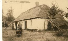 Mol-Achterbosch - Kempische Woning -1929 ( Verso Zien ) - Mol