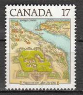 Canada 776 ** - 1952-.... Règne D'Elizabeth II