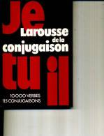 LAROUSSE DE CONJUGAISON ETAT NEUF  ED 1980 - 12-18 Years Old